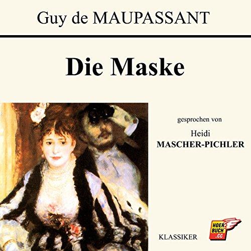 Die Maske audiobook cover art