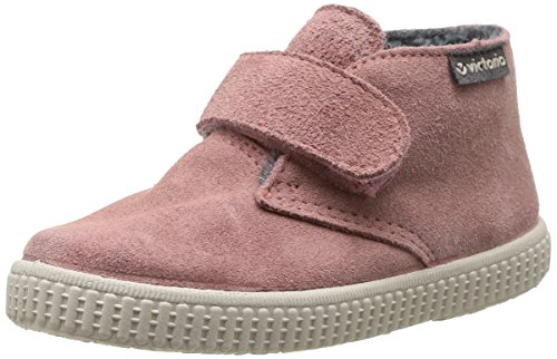 Victoria 106799, Desert boots mixte enfant, Rose (Rosa), 33 EU