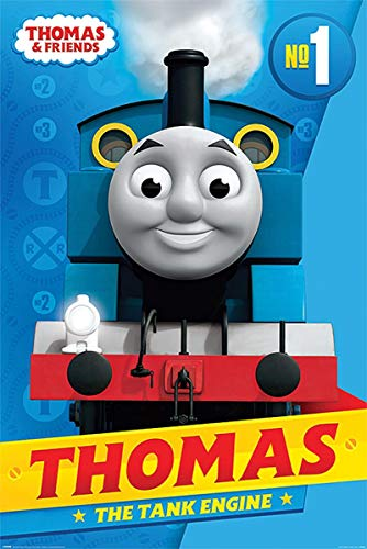 Thomas and Friends Poster Thomas The Tank Engine