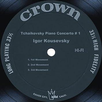 Tchaikovsky Piano Concerto # 1