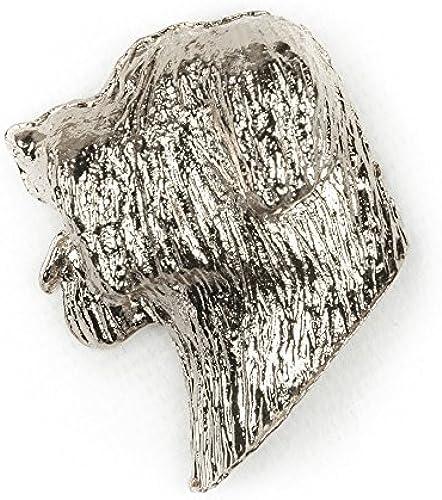 Descuento del 70% barato BRIARD Made in in in U.K Artistic Style Dog Clutch Lapel Pin Collection by DOG ARTS JP  ventas en linea