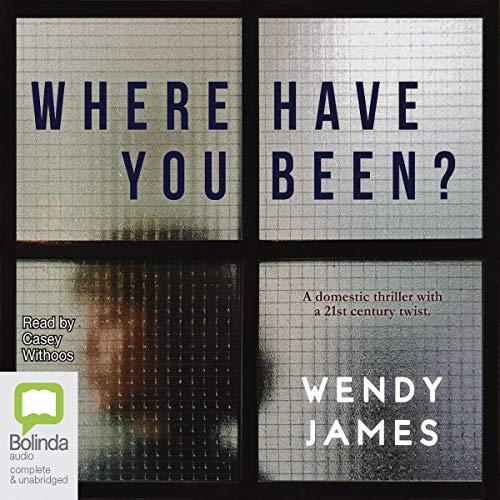 Where Have You Been cover art