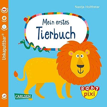 Baby Pixi 64: Mein erstes Tierbuch