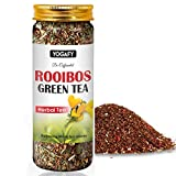 YOGAFY - Rooibos Green Tea Whole Leaf   for Skin Repair and Weight
