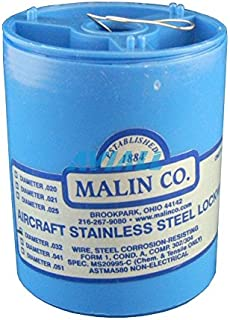 Best malin co aircraft stainless steel lockwire Reviews