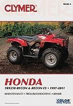 Honda TRX250 Recon and Recon ES 1997-2011 (Clymer Motorcycle Repair)
