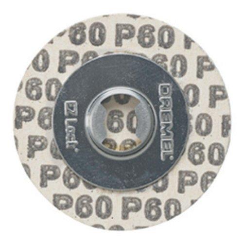 Buy Cheap Dremel EZ411SA EZ Lock 60 Grit Sanding Disc