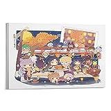 XCNGG Genshin Impact Leinwanddrucke Wanddekoration 16 'x
