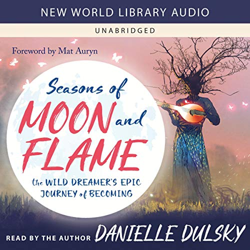Seasons of Moon and Flame audiobook cover art