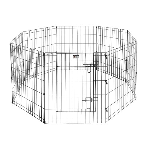 Pet Trex 8 Panel Exercise Playpen