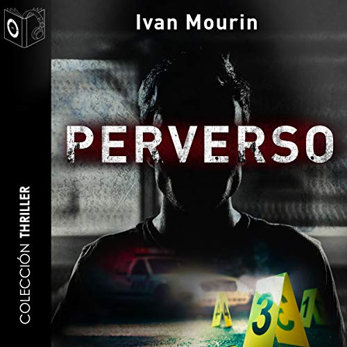 Perverso [Perverse] audiobook cover art