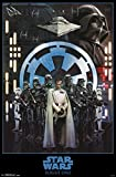 Trends International Star Wars Rogue One Empire Wall Poster 22.375' x 34'