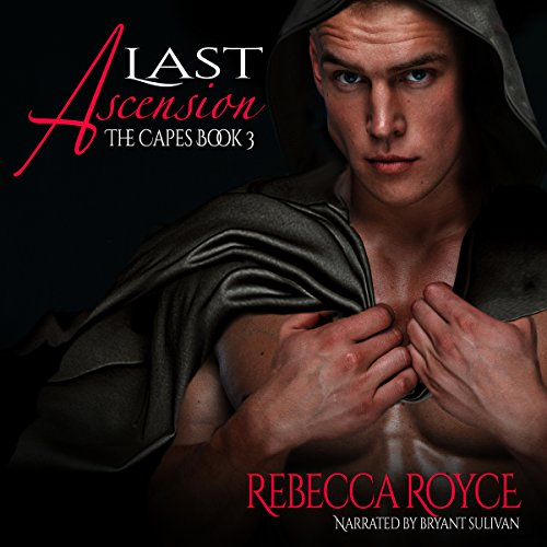 Last Ascension audiobook cover art