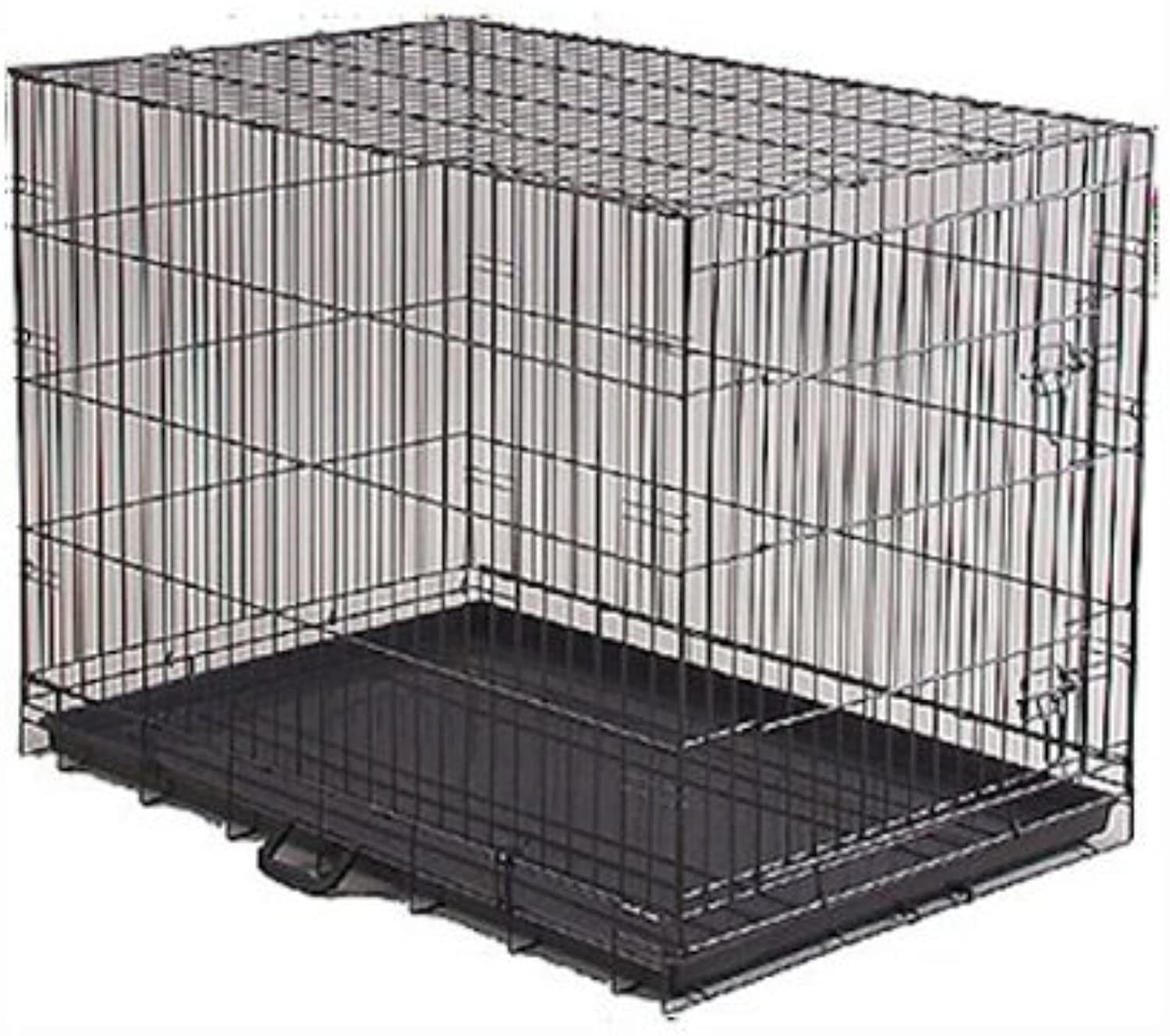 Prevue Hendryx Economy Durable Folding Portable Small Dog Crate   Dog Kennel