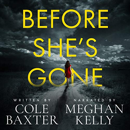 Before She's Gone audiobook cover art