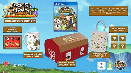 Harvest Moon: Light Of Hope - Collector'S Edition Ps4- Playstation 4