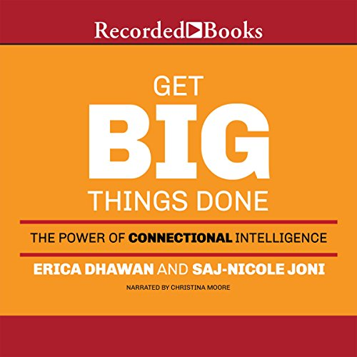 Get Big Things Done audiobook cover art