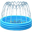 Sinceroduct Inflatable Sprinkler & Swimming Pool for Kids