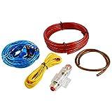 Auto Car Audio portafusibles 4 cables cableado del amplificador Kit Wire Set