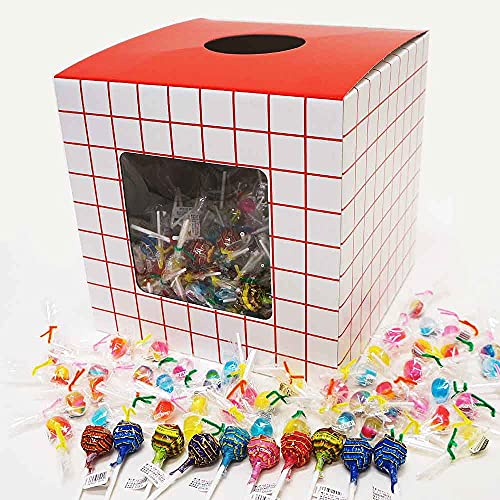 チュッパチャプスと棒飴キャンディーつかみどり 490個  3992