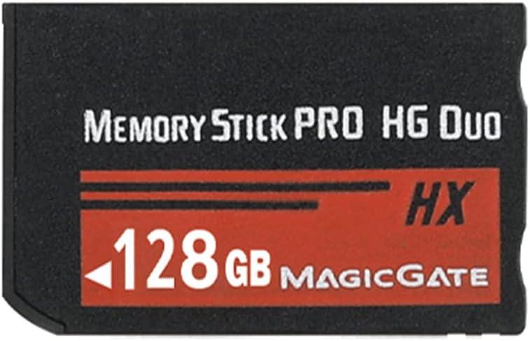 Original128GB High Speed Memory Stick Pro Duo 128gb (HX) PSP Accessories/Camera Memory Card