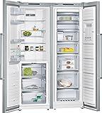 Siemens KA99FPI30 Side-by-Side/A++ / 186 cm Höhe / 358 kWh/Jahr / 202L Kühlteil / 237 L Gefrierteil/Die Kältegeräte mit 90 Grad Türöffnungswinkel