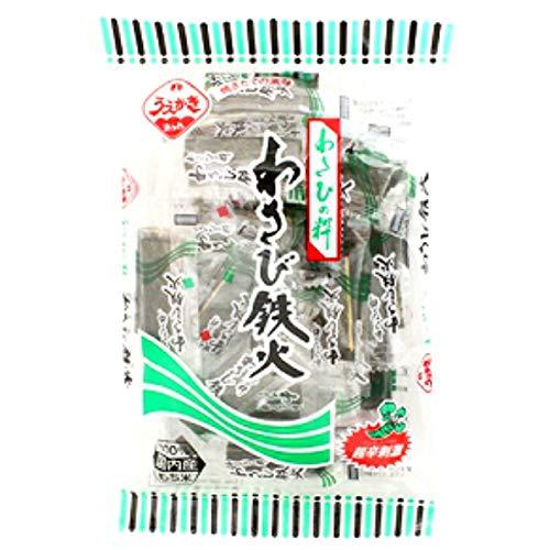 植垣米菓 わさび鉄火 43g×12入