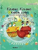 Krabas Kolinas randa lobį: Lithuanian Edition of Colin the Crab Finds a Treasure