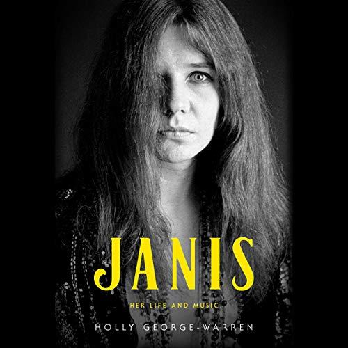 Janis audiobook cover art