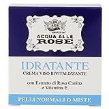 Acqua alle Rose Crema Idratante, Pelli Normali o Miste - 50ml
