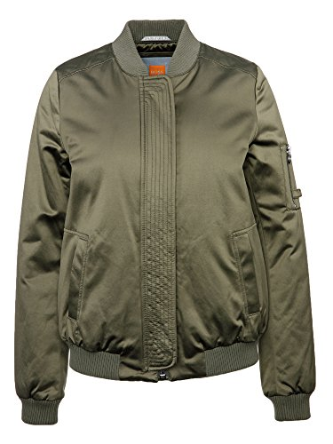 BOSS Orange Blouson Orike für Damen in Grün