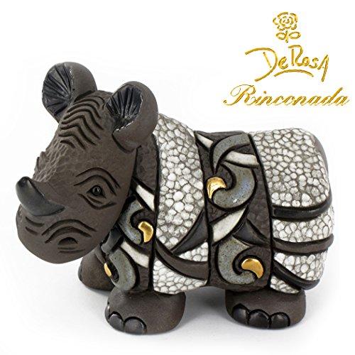 De Rosa Rinconada - Rhinocéros Figurine