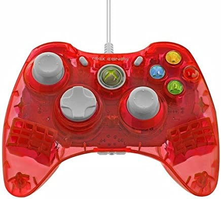 $24 Get PDP Rock Candy Wired Controller for Xbox 360, Stormin' Cherry