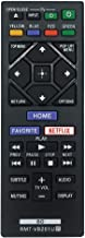MYHGRC New Replacement TV Remote Control RMT-VB201U for Sony Blu-ray BDP-S3700 BDP-BX370 BDP-S1700 and Smart TV - No Setup Required Universal Remote Control