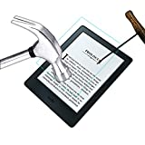 ACM Tempered Glass Screenguard Compatible with All Kindle E-Reader 6' Tablet Screen Guard Scratch Protector