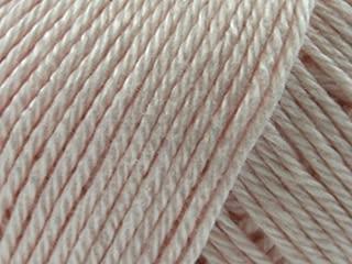 Sublime Egyptian Cotton Knitting Yarn DK 323 Bud Pink - per 50 gram ball
