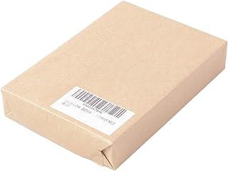ふじさん企画 「超厚口」 両面無地ハガキサイズ用紙 (148×100mm) 100枚 POST-100-J180