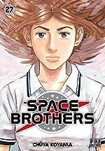 Space Brothers T27 de Chûya Koyama