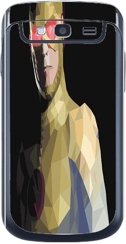 Comic Book Villain Polygon Design Galaxy S Blaze Vinyl Decal Sticker Skin