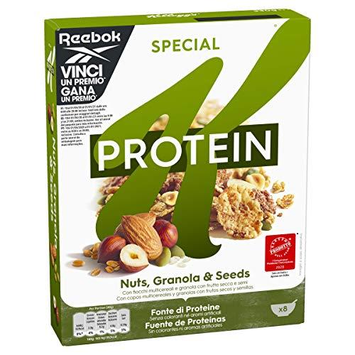 Kellogg's Special K Protein Frutta Secca 330 gr – Cassa da 12 confezioni