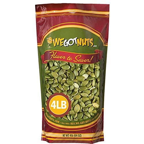 We Got Nuts Pumpkin Seeds Healthy S…