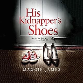 His Kidnapper's Shoes audiobook cover art