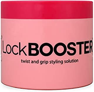 Style Factor Lock Booster Twist and Grip Styling Solution 10.1oz (PINK (ROSEHIP))