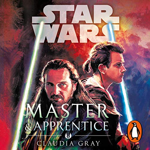 Master and Apprentice (Star Wars) audiobook cover art