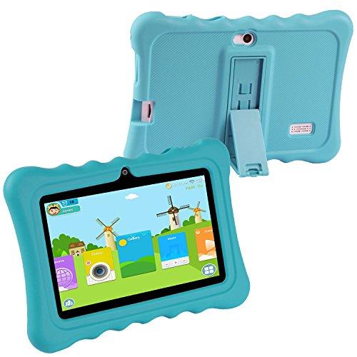 KOCASO DX765Pro Kids Tablet (Blue)