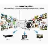 Zoom IMG-1 sricam sp007 telecamera di sorveglianza