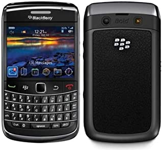 BlackBerry Bold 9700 Unlocked GSM 3G World Phone w/ Full Keyboard - Black