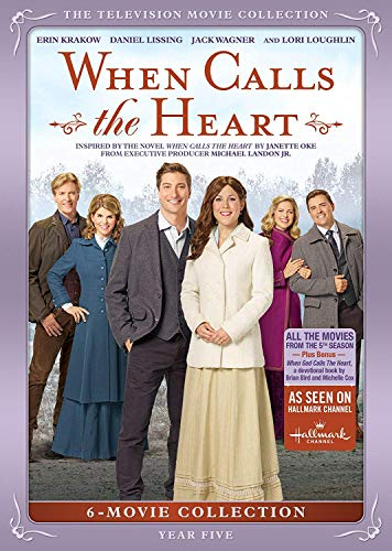 When Calls the Heart: The Television Movie Collection Year Five
