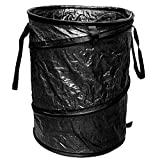 Rack-A-Tiers 51000 Collapsible Exploding Garbage Can