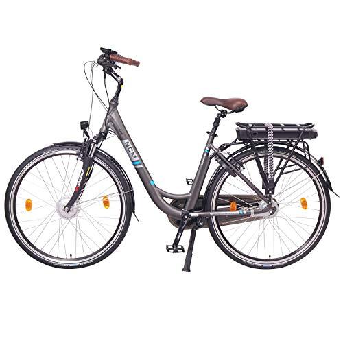 NCM Munich Tiefeinsteiger Trekking City E-Bike Bild 5*